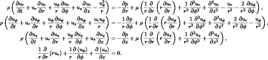 Law of Hagen-Poiseuille — CARPentry documentation